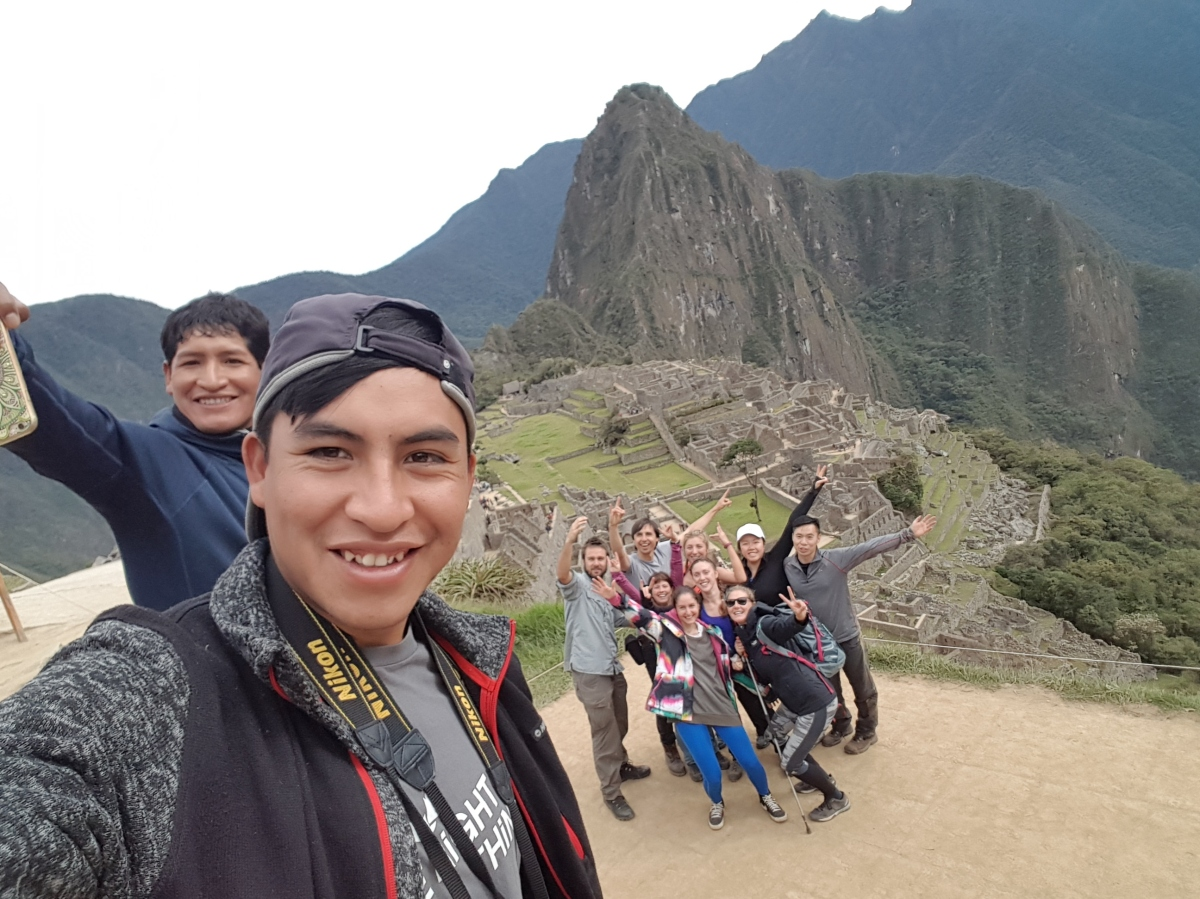 Journey to the Incas – Machu Picchu