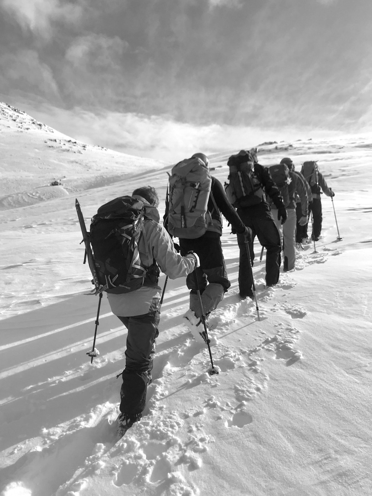 Mera Peak Planning/Training