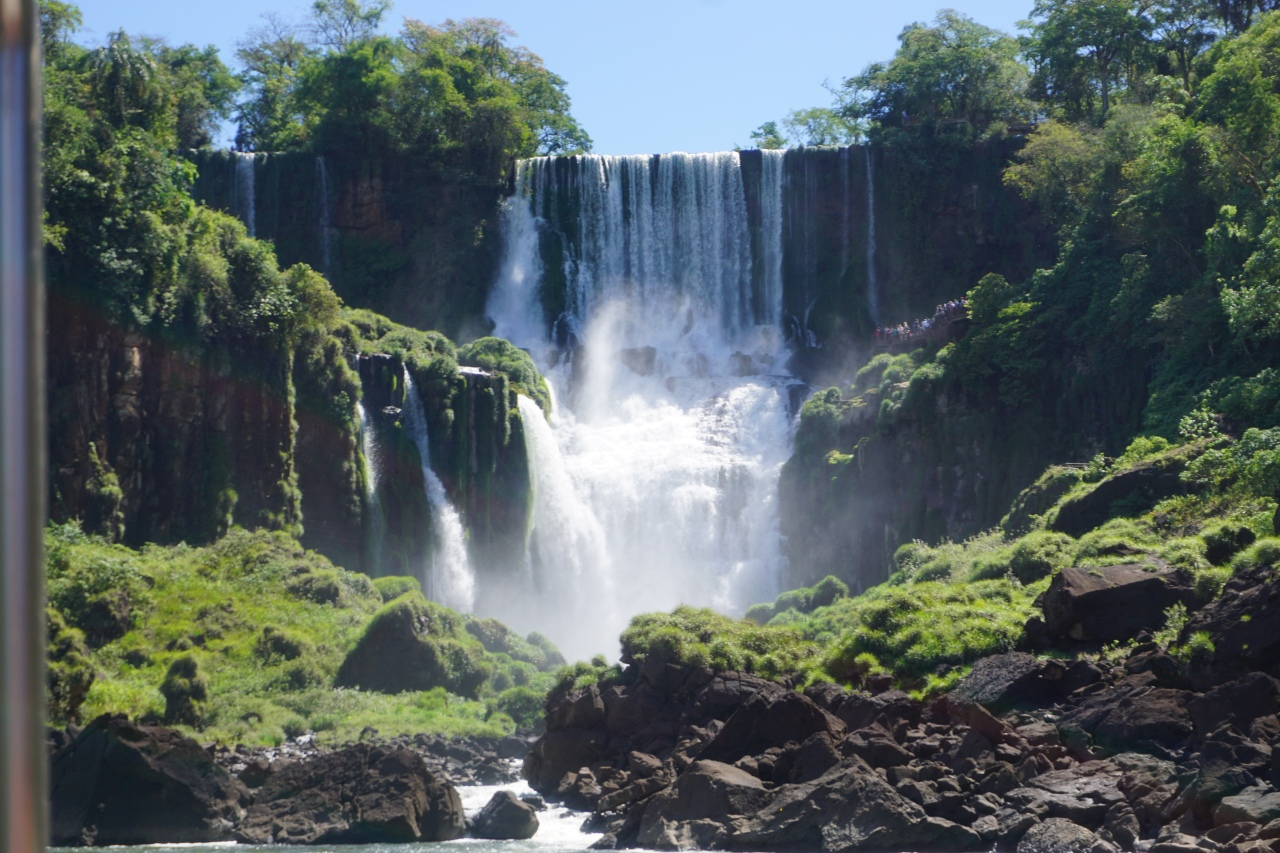 Journey to Iguazu Falls